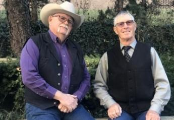 Wade Taylor, DVM (left), and Tom Noffsinger founded the PAC group.