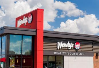 In a partnership to source beef focusing on standards for animal welfare, food safety, antibiotic use and environmental sustainability, Wendy's Co. has announced it will partner with Progressive Beef .