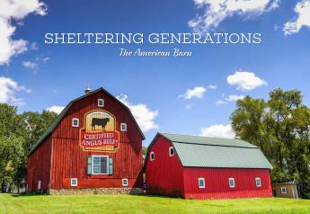 Signature coffee table book spotlights ranchers, launches Rural Relief Fund