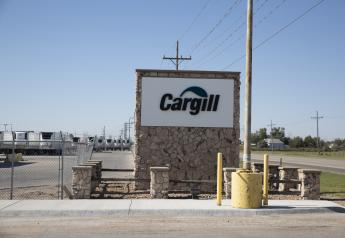 Cargill's Dodge City plant entrance