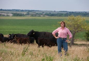 Correcting the misinformation about beef production is important for producers, says Debbie Lyons-Blythe, a Kansas rancher. It's important to speak up when presented the opportunity.