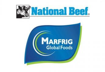 Marfrig agrees to purchase additional interest in National Beef.
