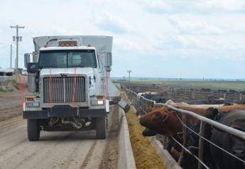 BT Feedlot Feed Truck