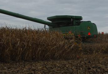 Harvest is well behind average across the U.S.
