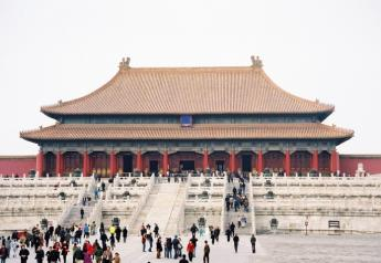 Much like Beijing's Forbidden City is off limits without the emperor's permission, U.S. beef hasn't had permission to enter China in 14 years. But trade relations with China appear to be changing.