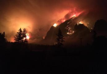 The Eagle Creek Fire in Oregon has caused the shutdown of Interstate 84 for a stretch of more than 80 miles.