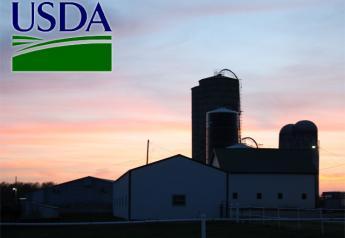 USDA-grain-bins-sunset