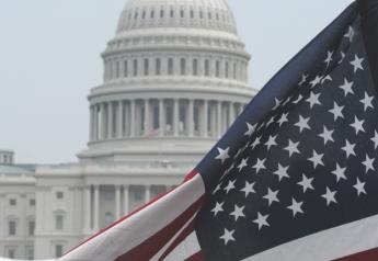 US_flag_capitol