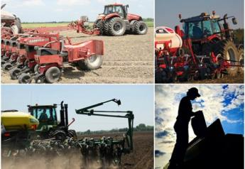 There's a trifecta of change coming to agriculture.