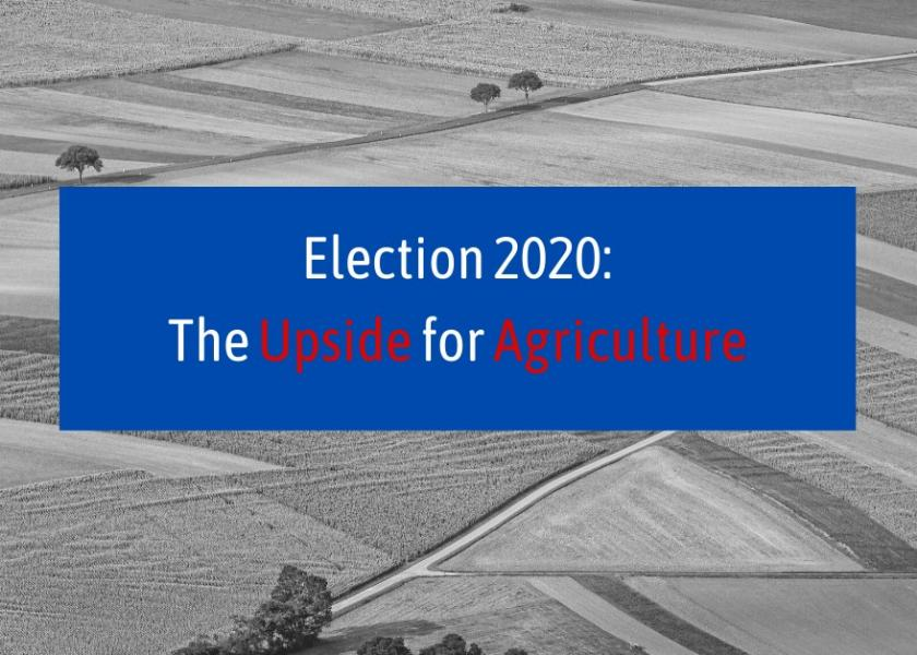 Regardless of the election outcome, Pro Farmer's Jim Wiesemeyer and Farm Journal's John Herath say there are potential positives and negatives for agriculture in either a Trump or Biden presidency.