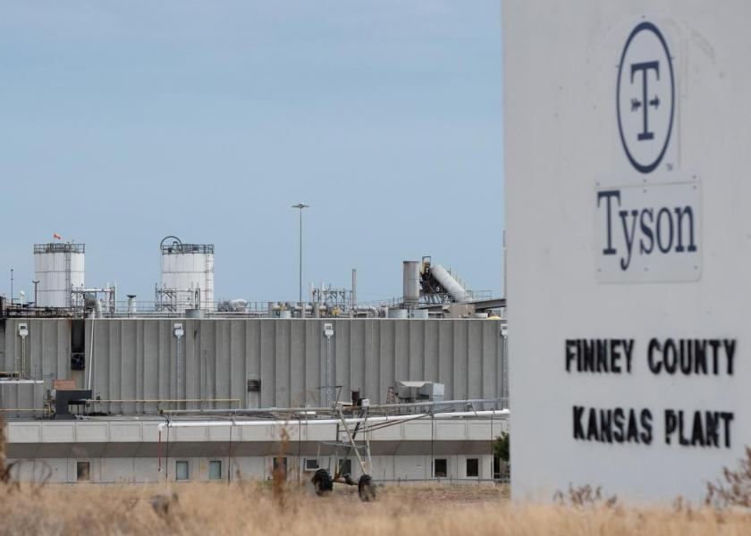Tyson Finney Co., Kansas facility