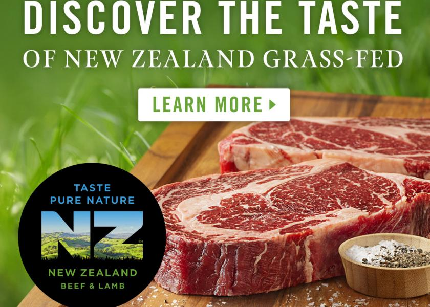 Beef and lamb producers from New Zealand are planning to spend several million dollars on a campaign to promote their products in the U.S. to help strengthen their import position.