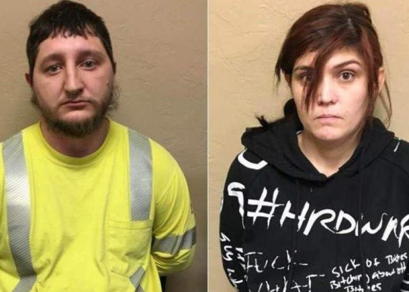 Anthony Francis Whittley and Jasmine A. Boone, both 28, have entered guilty pleas after stealing cattle from Kansas and attempting to sell them across state lines at the Oklahoma National Stockyards Co.