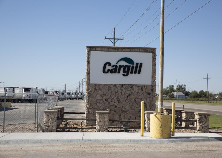 Cargill's Dodge City facility